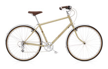 Electra Bike Ticino 8D Vlo ville homme jaune